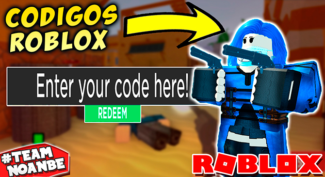 Codigos roblox arsenal