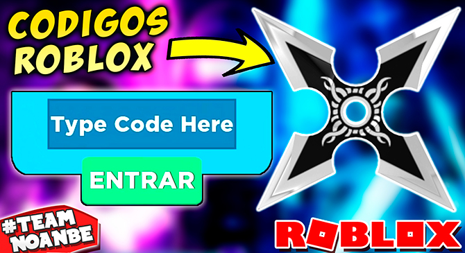 codigos roblox ninja legends